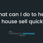 What can I do to help my house sell quickly?