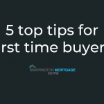 5 top tips for first time buyers